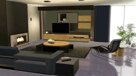 living room ideas sims 3 the sims 3 living moderno