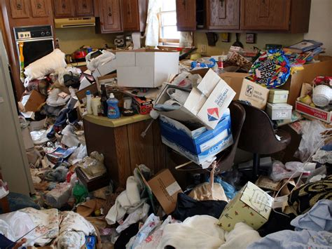 cluttered house the hoarder next door amazed by grace