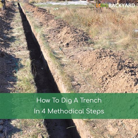how much does it cost to dig a basement how to dig a trench in 4 methodical steps nov 2017