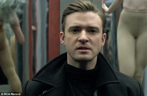 Justin Timberlakes New Videonot So by Or Not Justin Timberlake Pays Tribute To