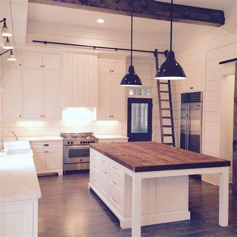 butcher block kitchen island contemporary kitchen butcher block island marble or quartz on the rest of the