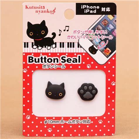 Disney Home Button Iphone Dapat 3 Biji pegatina 3d zarpa gato kutusita nyanko bot 243 n iphone accesorios para m 243 viles accesorios