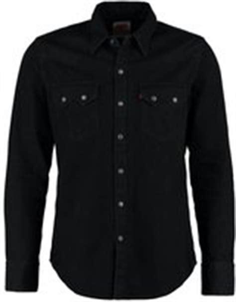 Original Levis Sawtooth Western Shirt Kemeja Black levi denim shirts for shopstyle uk