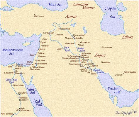 ancient middle east map mesopotamia 381 best oude buitenlandse landkaarten 01 images on