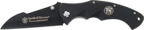 smith and wesson security smith and wesson s w homeland security knives swck212
