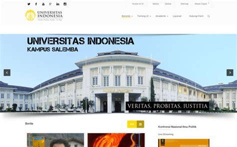 design university indonesia 28 beautiful college and university websites