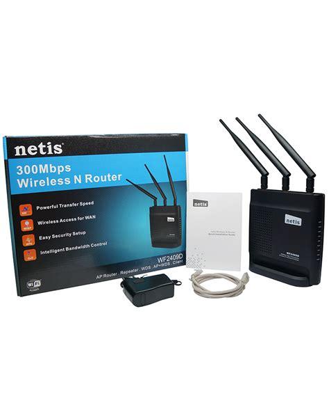 Netis Wf2409d 300mbps Wireles wf2409d