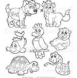 Pet Coloring Pages Free free bird pet coloring pages