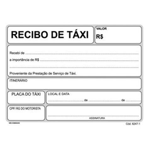 recibo de taxi pin bloco recibo taxi ajilbabcom portal on pinterest