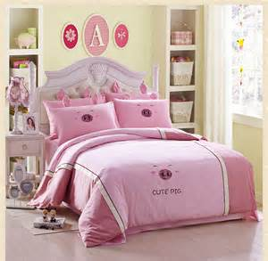 Twin Bedding For Girls by Pig Bedding Promotion Online Shopping For Promotional Pig