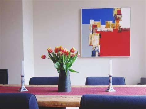 modern  creative dining room wall decor ideas