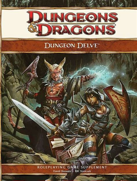 5e supplement dungeon delve 4e wizards of the coast dungeons