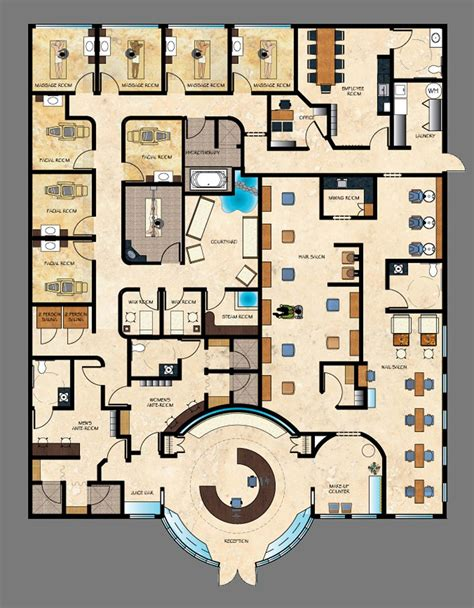 layout design for hotel absolutely everything you could ask for in a salon spa