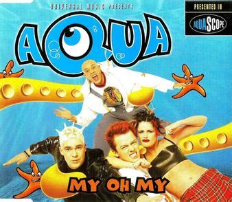 my song wiki my oh my aqua song
