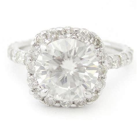 cut harry winston engagement ring r135