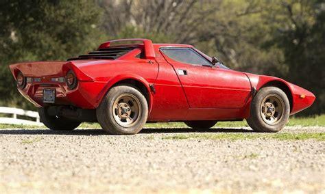 Buy Lancia Stratos Bard Find 1972 Lancia Stratos Stradale