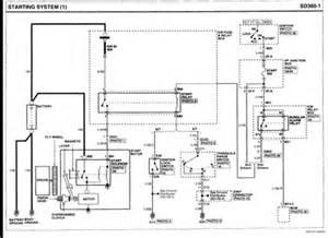 santa fe basic tail light wiring diagram get free image