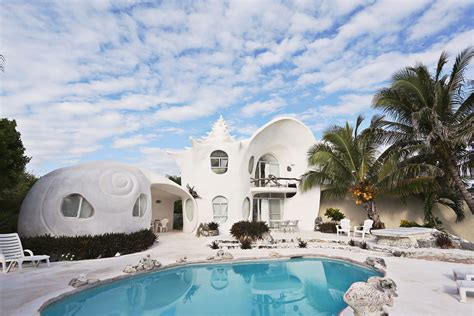 shell house isla mujeres airbnb the seashell house