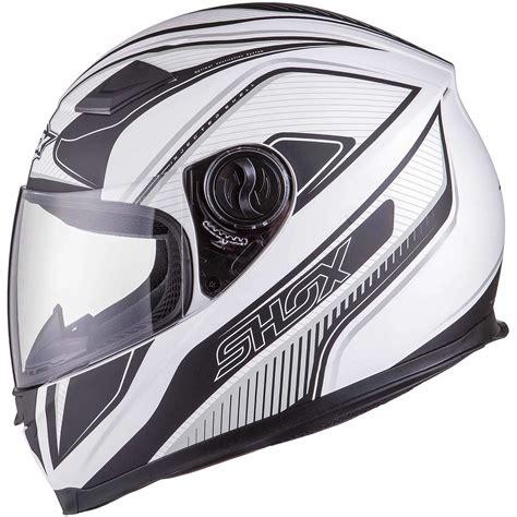 Helm Tdr Explorer 7 In 1 Solid White shox sniper acu gold approved motorbike motorcycle bike crash helmet ebay