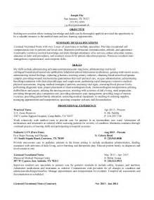 Lvn Resumes by Lvn Resume 9 Sep 2015