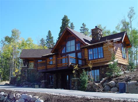 awesome log homes for sale in colorado on colorado log