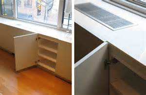 temporary kitchen cabinet covers window cabinets covering the radiator