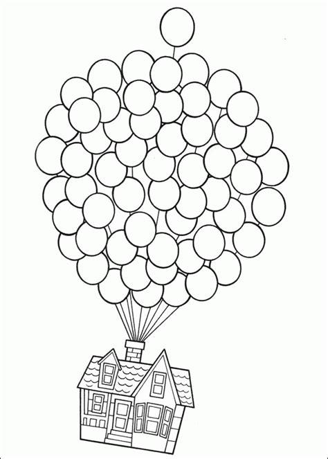 disney printable up house with balloons dibujos para colorear de up 171 ideas consejos ideas