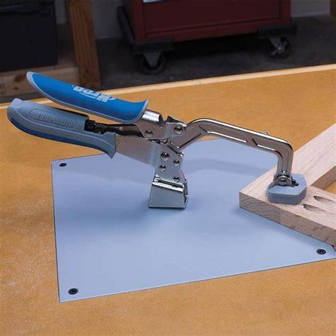 Kreg Heavy Duty Bench Clamp System With Automaxx Bij