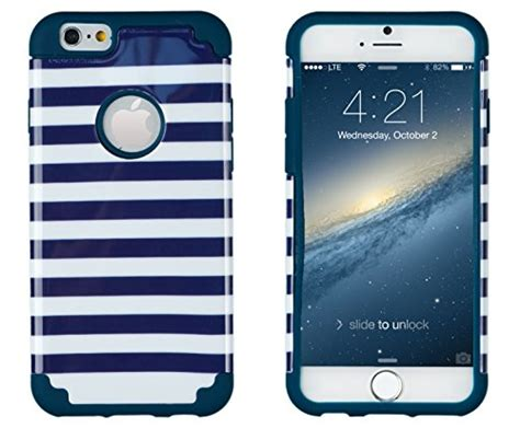 Luxo Glowing Hardcase Owl Series For Iphone 6 6s trendy bold and beautiful blue iphone 6 cases and covers