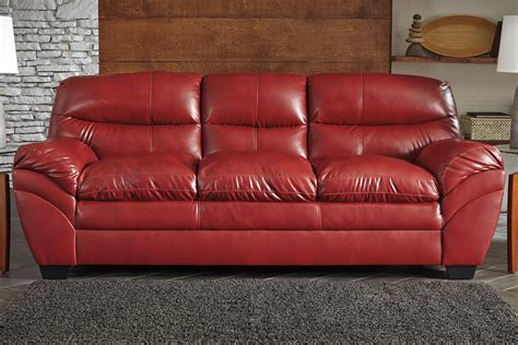 carlton leather sofa carlton bonded leather sofa at gardner white