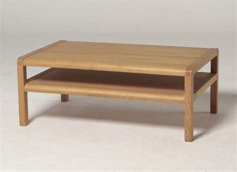 Low Oak Coffee Table Low Oak Radius Coffee Table Hire Rental