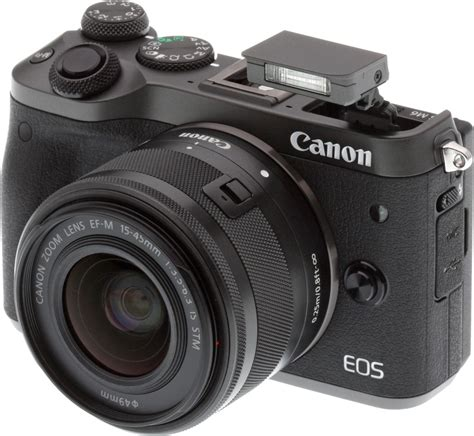 Canon Eos M6 Only Canon M6 Eos M6 canon eos m6 review
