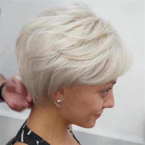modern italian haircut 100 mind blowing short hairstyles for fine hair blonde