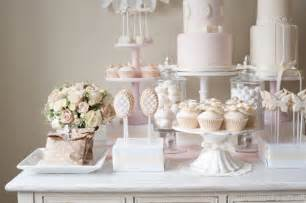 wedding dessert table little boutique bakery