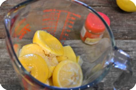 Detox Lemon Water Cayenne by Lemon Cayenne Detox Water