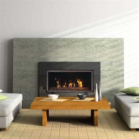 elite bl21 gas zero clearance fireplace