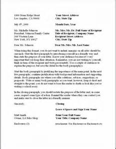 Business Letter Subject professional letter format with subject line cover