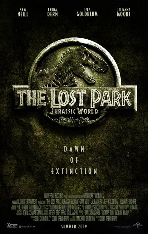 the lost world jurassic park les fausses affiches page 24 jurassic world jurassic