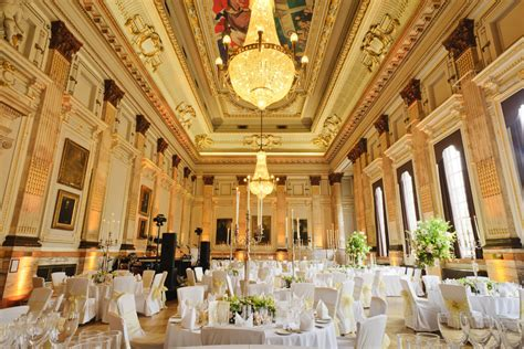 Crystal Dining Room by Central London Conference And Wedding Venue One Great