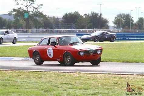 vintage alfa romeo race cars 1966 alfa romeo giulia sprint gt vintage race car