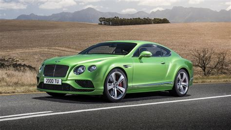 2016 bentley continental gt speed picture 617635 car