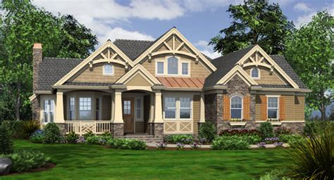 new craftsman home plans new craftsman house plans cottage house plans