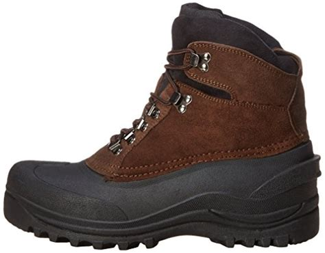 itasca breaker winter boot mens itasca s breaker ski boot brown 9 m us sporting