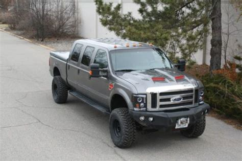 sell   door ford truck diesel pickup truck  door