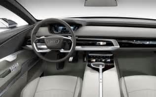 Audi A6 Interior 2017 Audi A6 Release Date