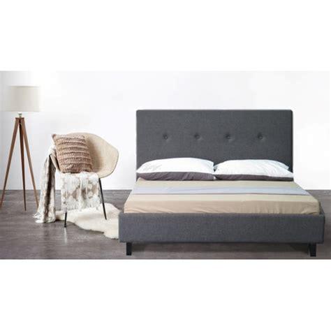 ebay wooden bed frames new grey cristo wooden bed frame ebay