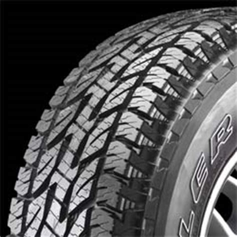 Ban Bridgestone Dueller bridgestone dueler at rhs anyone install on a 100 yet
