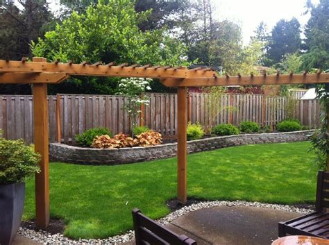 backyard landscaping design ideas on a budget landscaping on a budget garden pinterest