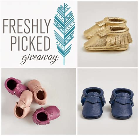 Freshly Picked Giveaway - freshly picked moccasins giveaway any color size baby moccasins