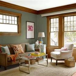 Green Family Room Ideas Best 25 Brown Trim Ideas On Brown Kitchen Paint Diy Painting Cupboards And